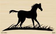 Silhouette Horse - 462K
