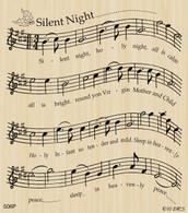 Silent Night Sheet Music - 506P
