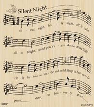 Silent Night Sheet Music - 506P