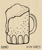 Small Beer Mug - 528C
