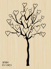 Valentine Tree - 976H