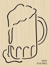 Large Beer Mug - 557H