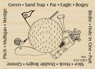 Golf is... - 950L