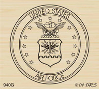 Air Force Seal - 940G
