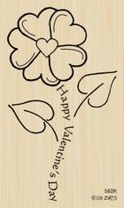 Valentine Flower - 582K