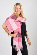 Multicolored Pashmina Rose