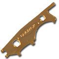 Bobrick 4-in-1 'Bob-Key' Dispenser Key (25-Pack)