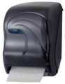 San Jamar Oceans Tear-N-Dry Touchless Roll Towel Dispenser (Black)