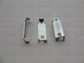Bobrick Toilet Tissue & Soap Dispenser Key (3-Pack)