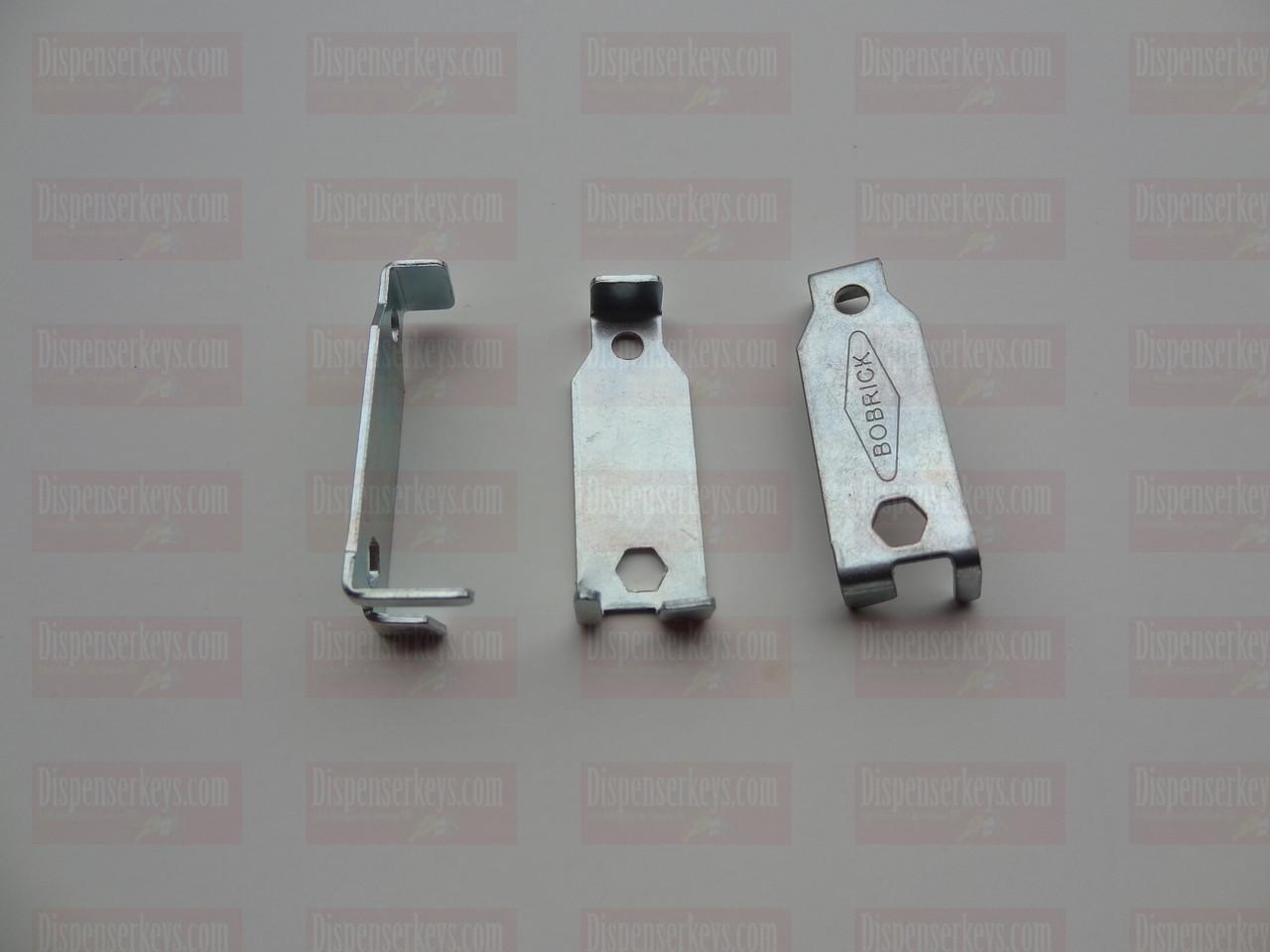 Bobrick Master Dispenser Key Set for Paper Towel Toilet Tissue /& Soap Disp.