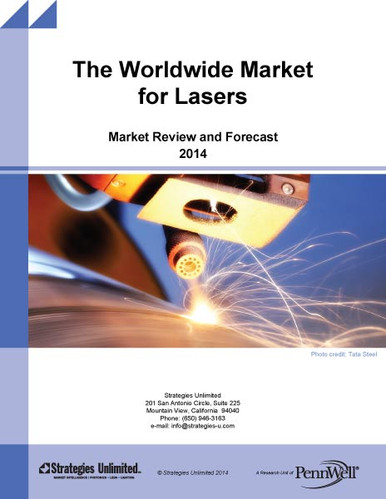 The Worldwide Market For Lasers Market Review And