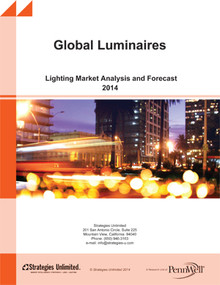 Global Luminaires: Lighting Market Analysis and Forecast 2014