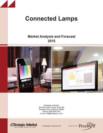 Connected Lamps Market Analysis And Forecast 2015