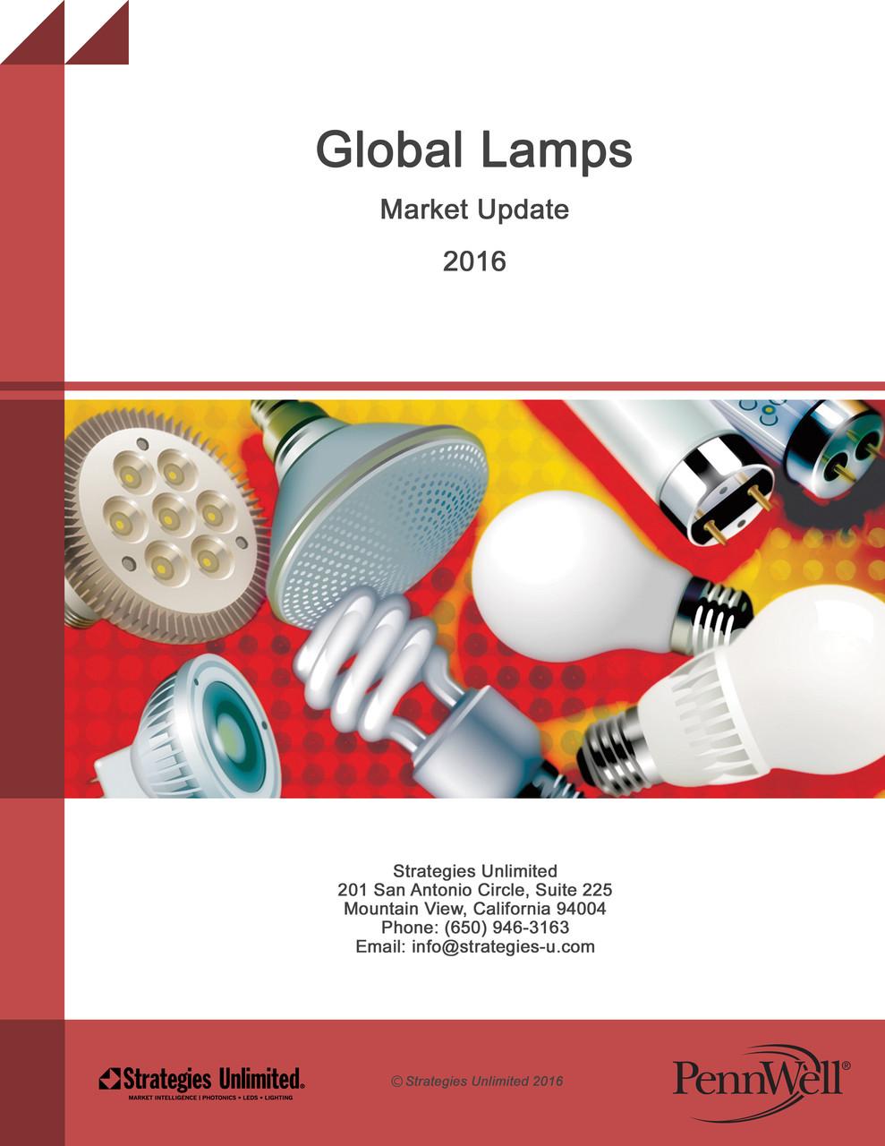 Global Lamp Market Update 2016 Strategies Unlimited