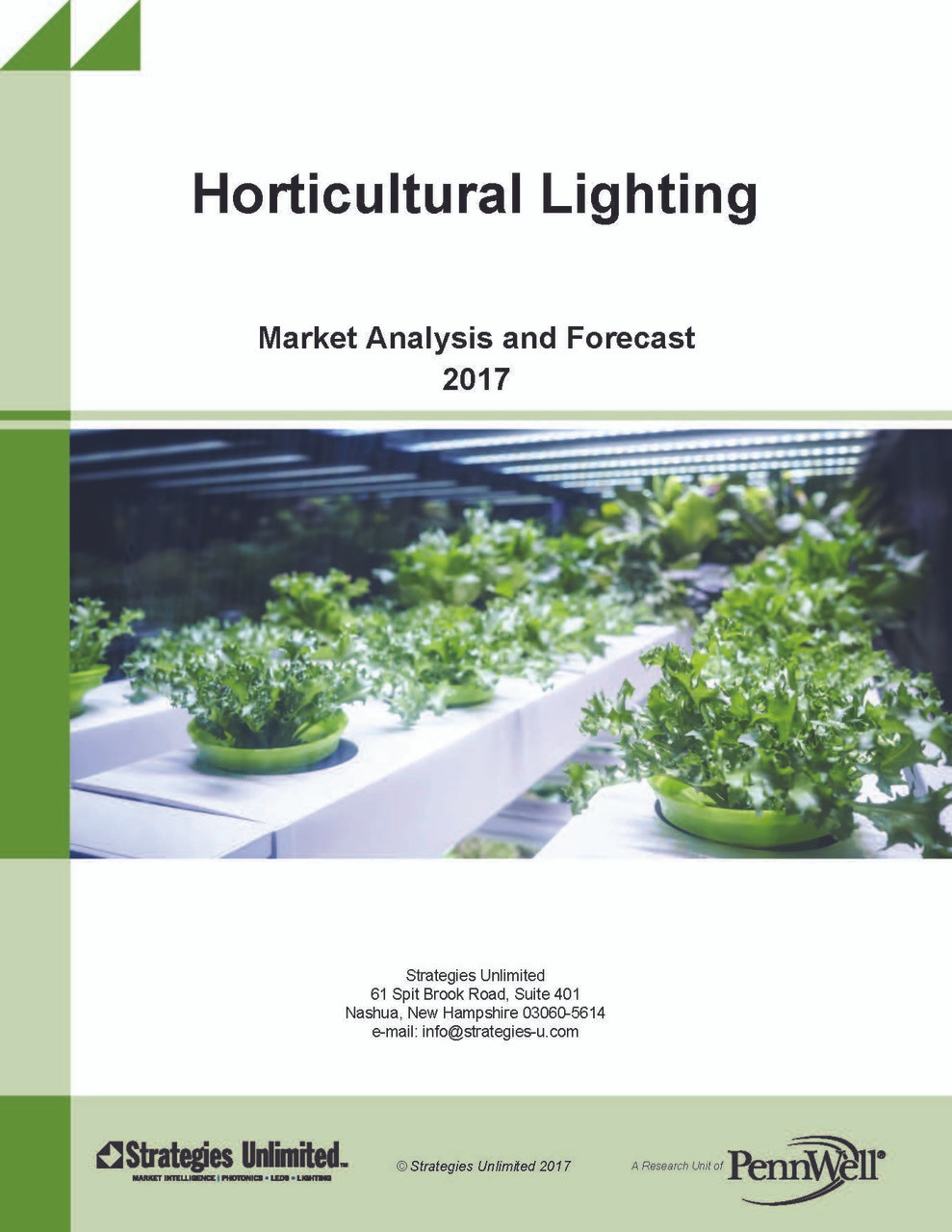Horticultural Lighting Market Analysis And Forecast 2017