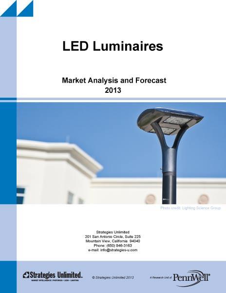 Led Luminaires Market Analysis And Forecast 2013