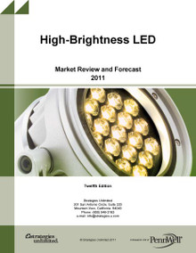 High-Brightness LED  Market Review and Forecast  - 2011