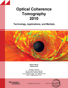 Optical Coherence Tomography 2010: Technology, Applications, and Market