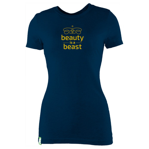 Beauty Is A Beast T-shirt (Front)