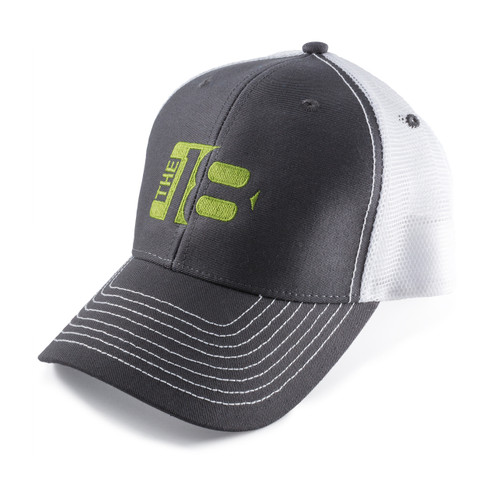 The18's Classic Hat in Dark Grey.