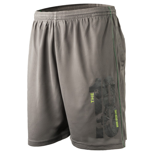 The18 Big Logo Men's Shorts (Front)
