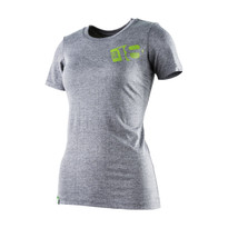The18's WomenÌ´Ì_'s Classic T-Shirt in Gray.