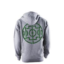 The18 Celtic Field Zip Hoodie - Back
