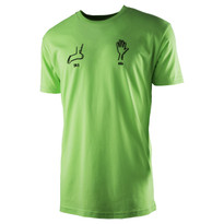 The18's MenÌ´Ì_'s Ì´Ì_How ItÌ´Ì_'s DoneÌ´Ì_ T-Shirt in Green.