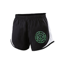 Women's Celtic Field Shorts - Front