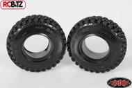 """Dick Cepek FC-II 1.9"""" Tire Scale Tyre SOFT & STICKY Class 1 w/ Foams Z-T0119"""