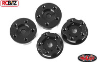 "1.9"" 2.2"" 5 lug Steel Wheel 12mm Hex Hub + 3 mm Offset waggon RC4WD Z-S1273 rc"