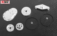 RC4WD Pulley Kit w/ Belt for V8 Scale Engine Scale Detail Z-S1537 doesnt fit TF2
