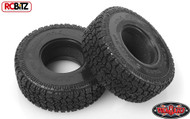 Dick Cepek Trail Country 1.7 Scale Tires SOFT Detailed Tread RC4WD Tyre Z-T0132