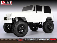 "RC4WD Trail Finder 2 Truck Kit ""SWB"" Short Wheelbase for Tamiya Jeep Z-K0045 RC"