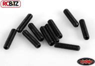 M3 x 12mm Set Screw 10 1.5mm Hex Suspension Link Grub RC4WD Z-S1057 RC