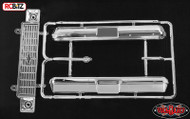 Chevrolet Blazer Chrome Grill & Bumper Parts Tree Plastic RC4WD Z-B0094 RC K5
