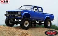 """Trail Finder 2 Truck Kit """"LWB"""" w/ Mojave II Four Door Body Set Z-K0058 Hilux RC"""