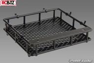 Pro-Line Scale Accessories ROOF Luggage storage RACK PL6064-00 Black plastic