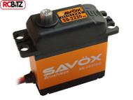 Savox SB-2230SG Monster Torque Brushless Tall Steel Gear Digital Servo SAV-SB2230SG