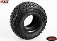 RC4WD Mickey Thompson 1.7 Baja Claw TTC Radial Scale Tires 2 Great Size w Foams