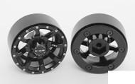 "RC4WD Mickey Thompson Metal Series MM-366 1.7"" Beadlock Wheels Z-W0213 RC"