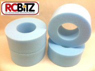 FOAM TYRE INSERTS 4 for RC 2.2 Wheels Tyres eg AX10