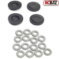 Carisma GT14 R14 Shock Rebuild Kit for 4 Shocks CA14342 Regain smooth shocks