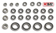 RC Bearings TAMIYA CR01 CR-01 All Models COMPLETE set Metal / Rubber LONG LIFE[Rubber Shielded Bearings]