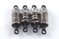 Carisma GT14 R14 Pro Adjustable Aluminium Shock set Pre Assembled easy to instal