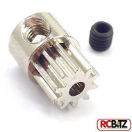 Carisma GT14B Buggy Pinion Gear 9T 10T 11T 14T or 16T change speed run times 2mm[14T CA14771]