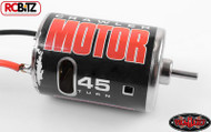 540 Crawler Brushed Motor by RC4WD CHOOSE 35 45 55 65 or 80T Bullet Connectors[45T Z-E0004]