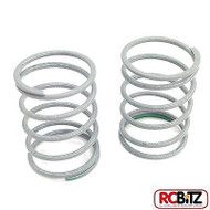 Axial SCX10 OPTIONAL SPRINGS Fine tune your Trucks ride, will Fit ProLine Shocks[Large Long 40mm x 12.5mm,Medium (Green)