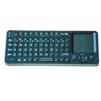 Riitek Mini Wireless 2.4GHz RF and Infra-Red-Learning Keyboard
