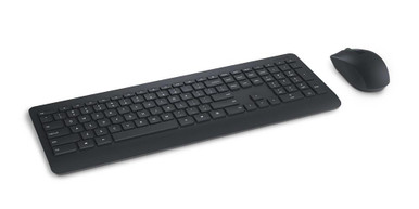 Microsoft Wireless Desktop 900 Keyboard & Mouse Retail Black -PT3-00027